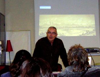 José Cubero présente son dernier livre à Bagnères-de-Bigorre