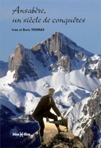Couverture du livre Ansabère, un siècle de conquêtes