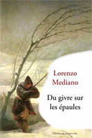 Couverture de Du givre sur les épaules (Lorenzo Mediano)