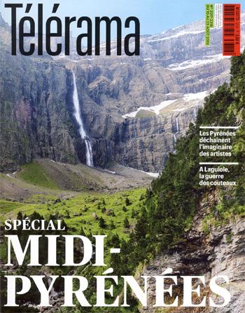 Télérama : spécial Midi-Pyrénées