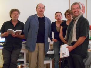 Une partie des prix du jury du Salon du Livre Pyrénéen 2013